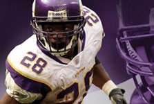 Interactive Website Design and Development, Digital Strategy, Email Marketing, Digital Media and Print for Minnesota Vikings